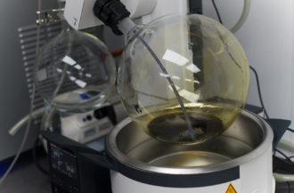 Heidolph Machine - Cannabis Extraction